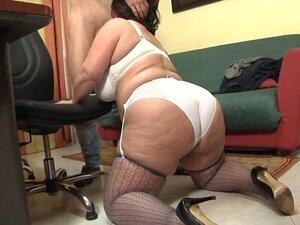 anal mature